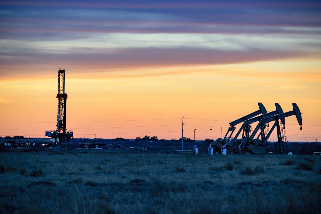 Hydraulic fracturing operations in an Oil and Gas company