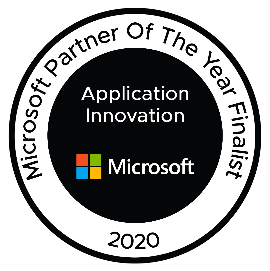 Microsoft Partner of the Year Finalist - Motifworks