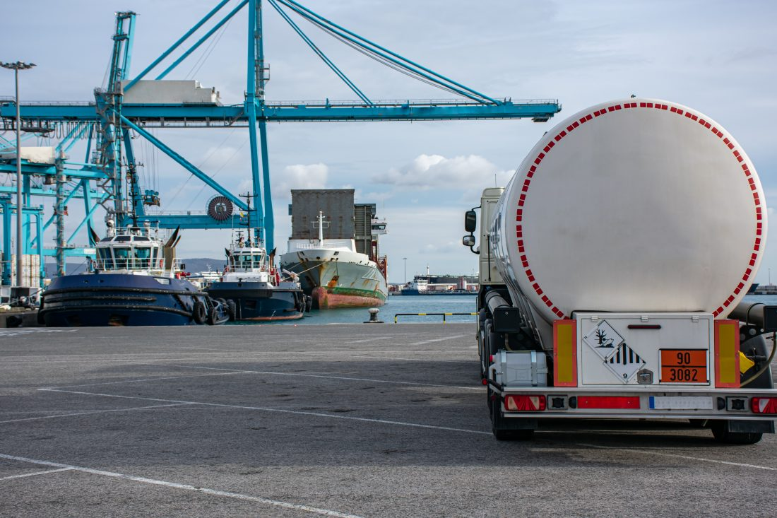 Fuel supply and logistics company