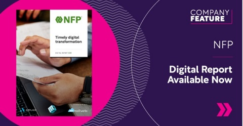 Enabled Digital Transformation for America's largest insurance company, NFP